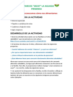 ACTIVIDAD EDUCACION FISICA 19-10-20 3 Y 4