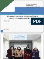 Amélioration de Trafic Du Transport Publique à Tétouan