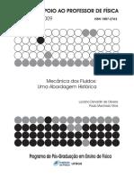 A mecanica dos fluídos em textos.pdf