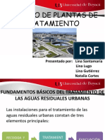 EXPO TRATAMIENTO DE AGUA