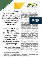 A ancestralidade afro-brasileira como fonte epistemológica e como conceito ético-jurídico normativo.pdf