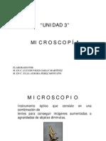Unidad 3 Microscopia