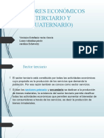 SECTORES ECONÓMICOS diapositivas