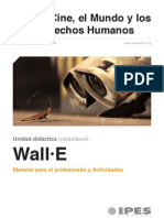 """Unidad didáctica """"Wall-E"""""""