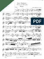 39087012934032hebrew violin