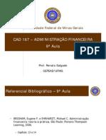 CAD167 - 9a AULA