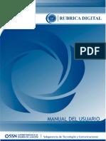 Manual digital - SSN