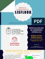 Modelo LISFLOOD