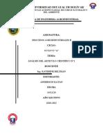 analisis del articulo hortifructiculas