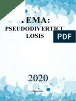 PSEUDODIVERTICULITIS