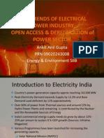 Ankit Anil Gupta Power Trading Assignment 1(09020243008)