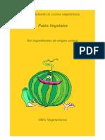 pates vegetales
