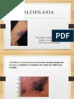 Calcifilaxia