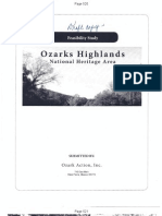 Ozarks Highlands Feasibility Study