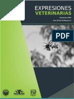 Revista Expresiones Veterinarias. Noviembre 2020