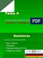 T4_Componentes Electricos Pasivos