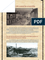 The Slate Quarries and Mines and the Impact of the English Company on the Slate Industry and the Growth of Valongo