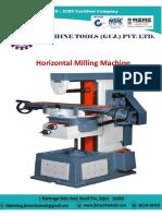 Horizontal Milling Machine Catalog.pdf