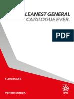 Portotecnica General Catalogue 2018 - Floorcare