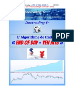 Algorithme End of Day Yen m15