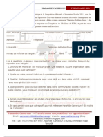 Harambe-Cameroon - The Problem-Solver's Application- Fr