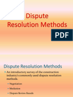 C&PM Lec 12, Dispute Resolution Methods.pdf