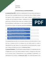 Actividad _ Derecho Financiero