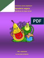 Reposteria Vegana