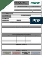 Relatório Análise de Falhas - 8D