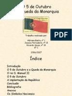 A_IMPLANTACAO_DA_REPUBLICA