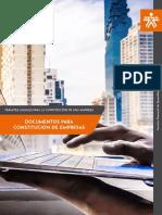 Documentos para constitución de empresas