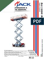 Manual 9250 Serie Correcta SKY JACK
