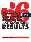 66 Powrful Copywriting Strategies