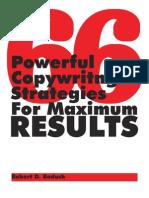 66 Powrful Copywriting Strategies