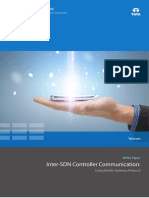 Inter SDN Controller Communication Border Gateway Protocol 0314 1