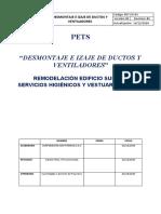 1.PETS-MONTAJE-DESMONTAJE-DUCTOS