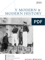 2010 Spring Early Modern & Modern History Catalogue