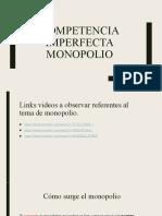 Presentación Monopolio