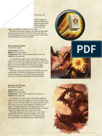 Weapon-Based Cantrips for Clerics and Paladins (5e)