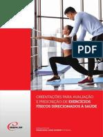 20 - ORIENTAÇÕES PARA AVALIAÇÃO E PRESCRIÇÃO DE EXERCÍCIOS FÍSICOS DIRECIONADOS À SAÚDE.pdf