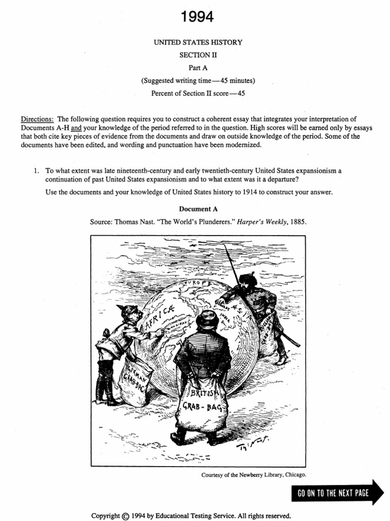 dbq imperialism pacific ocean the united states