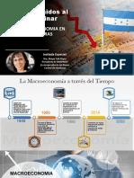 Macroeconomia en Honduras
