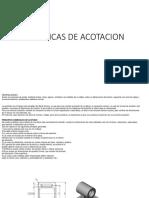 PRACTICAS DE ACOTACION
