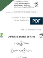 2.Cálculo_I_Aula_02_Integral_Definida