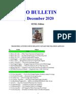 Bulletin 201215 (HTML Edition)