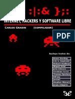 _(){ ___& };_ Internet, hackers - Carlos Gradin