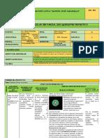 4. PLAN MICROCURRICULAR 3er GRADO DEL PROYECTO 5 COMPLETO. DOLORES ABAD