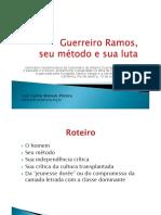 _Guerreiro-Ramos Trajetória Biografia