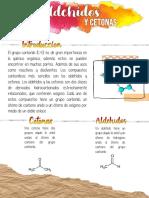 Laboratorio 2  de Aldehidos y cetonas