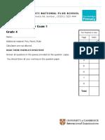 Math PAPER EXAM 4_1_1